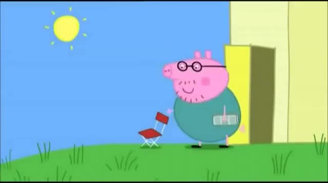 Watch Daddy Pig Loves Doing Nothing GIF on Gfycat. Discover more Peppa, daddy, doing, loves, nothing, pig GIFs on Gfycat
