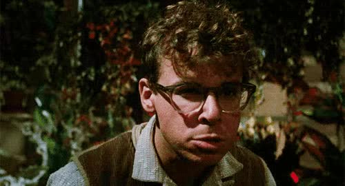 Watch and share Rick Moranis 1980S GIFs on Gfycat
