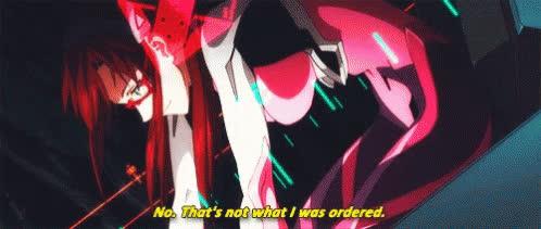 Rebuild Of Evangelion Mari GIFs
