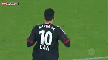 Watch and share Bayer 04 Leverkusen GIFs and Emre Can GIFs on Gfycat