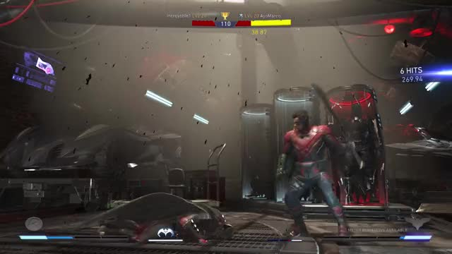 Watch and share Injustice2 GIFs and Ayomarco GIFs by Gamer DVR on Gfycat