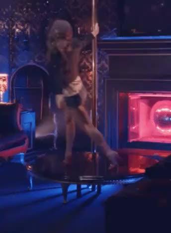 Watch and share Emma Watson Pole Dancing GIFs on Gfycat