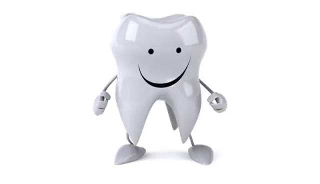 Watch and share Belle Meade Family Dentistry Shares An Animation Of A Dancing Tooth  In Nashville, TN GIFs on Gfycat