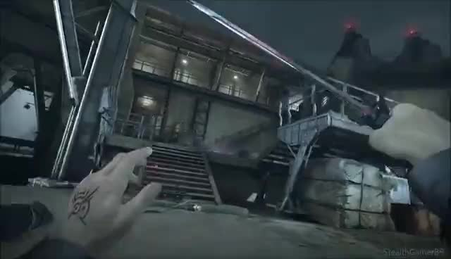 GG Dishonored GIFs