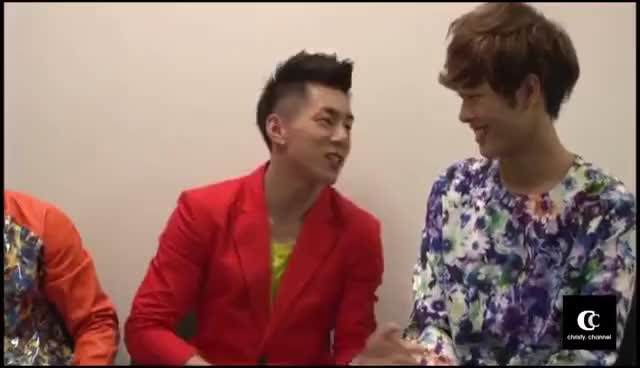 Watch CROSS GENE(クロスジーン)インタビュー from.RainbowTownFM/2013.8.2放送 GIF on Gfycat. Discover more related GIFs on Gfycat