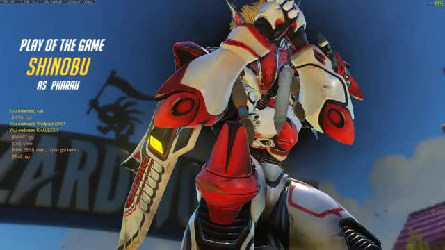 Watch and share Overwatch GIFs and Pharah GIFs by Emilio López on Gfycat