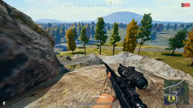 Watch and share Vlc-record-2017-11-19-23h38m19s-PLAYERUNKNOWN GIFs by SwissYahtz on Gfycat