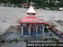 Watch and share Uttarakhand Flood GIFs on Gfycat