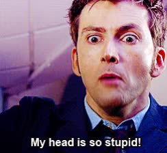 Watch stupid GIF on Gfycat. Discover more david tennant, stupid GIFs on Gfycat