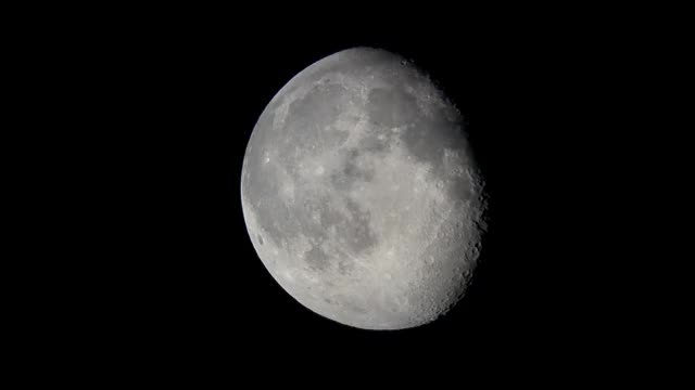 Watch and share 4K Moon (2020-02-12) GIFs by Placeholder on Gfycat