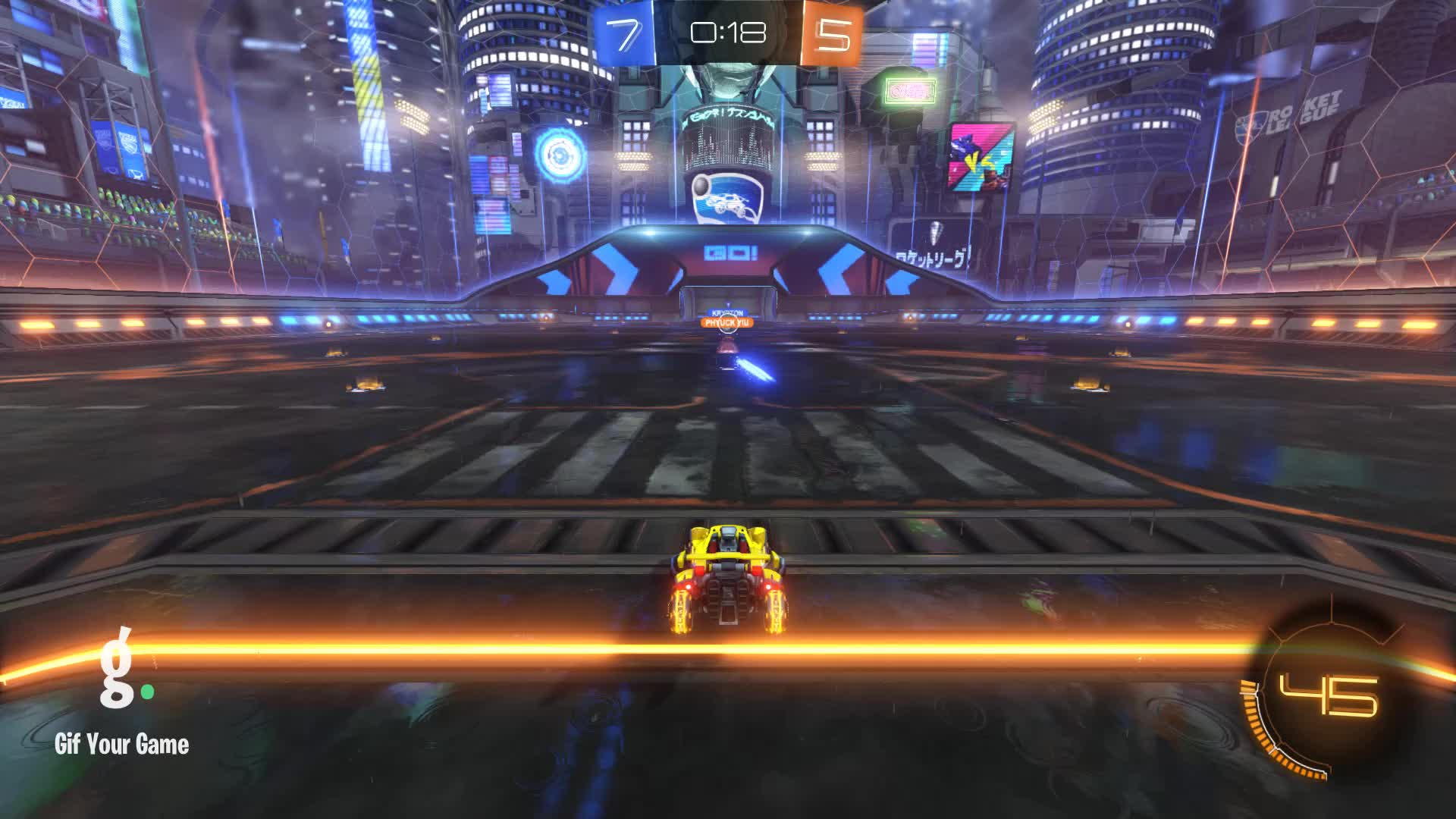 Assist, Gif Your Game, GifYourGame, Rocket League, RocketLeague, Timper [NL], Assist 8: Timper [NL] GIFs