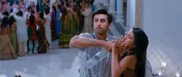 Watch and share Dilli Walli Girlfriend(Sangeet Scene)Yeh Jawaani Hai Deewani GIFs on Gfycat