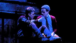 Watch and share Bare The Musical GIFs and Taylor Trensch GIFs on Gfycat