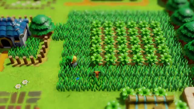 Watch Link's Awakening Remake GIF by @silentmrdave on Gfycat. Discover more gaming, nintendo, switch, zelda GIFs on Gfycat