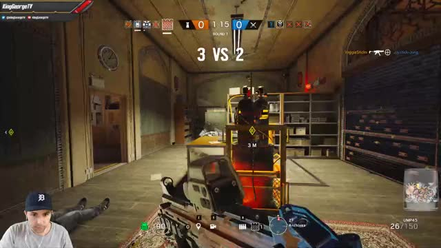 Watch Pro KingGeorge.VG SUB DAY 3000 R6 Credit !Giveaway! !youtube !freedonation Free !blacksquad steam keys! GIF on Gfycat. Discover more related GIFs on Gfycat