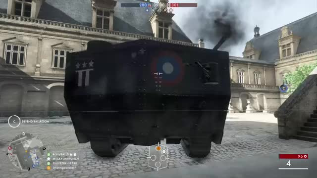 Watch Ballroom Blitz Roof Campers GIF by @snipingsoldier7 on Gfycat. Discover more related GIFs on Gfycat