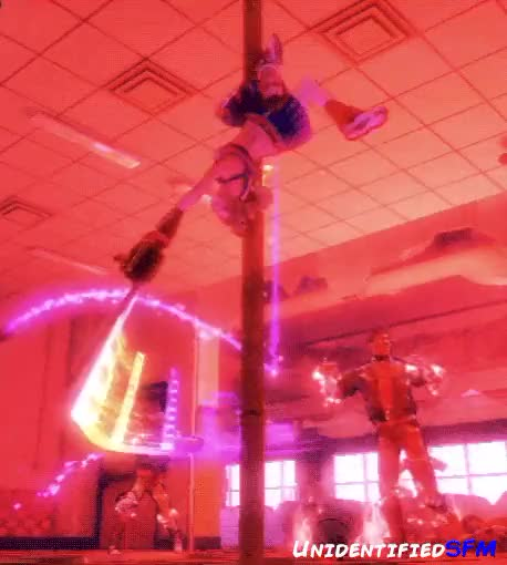 Watch and share Upsidedown Pole Dance GIFs by unidentifiedsfm on Gfycat