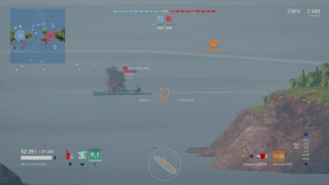 World of Warships Legends 20190603104321 GIF by