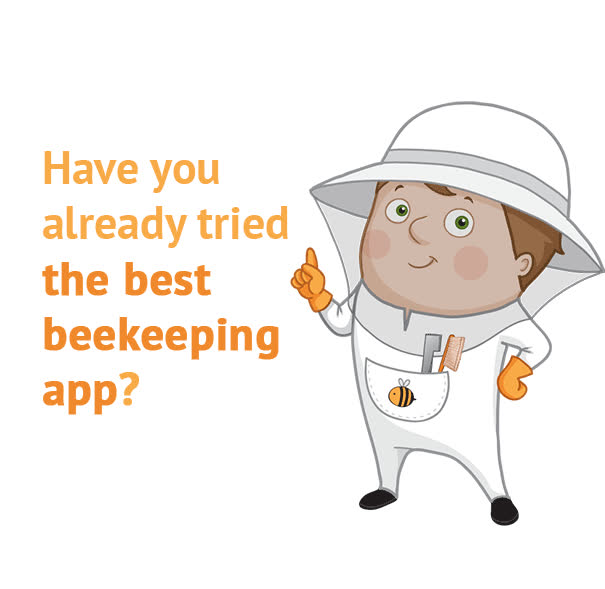 Try BeeRM - the best beekeeping app for free! GIFs