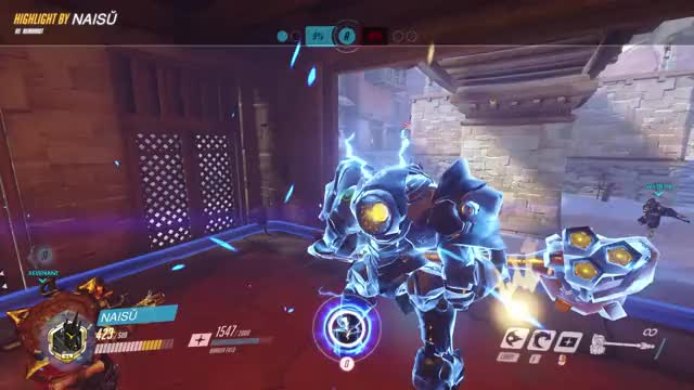 Watch and share Highlight GIFs and Overwatch GIFs by naisua on Gfycat