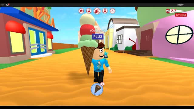 Watch and share Roblox MicroGuardian Getting Ice Cream GIFs by Q&A on Gfycat