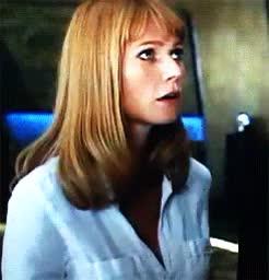 Watch pepper potts GIF on Gfycat. Discover more gwyneth paltrow GIFs on Gfycat