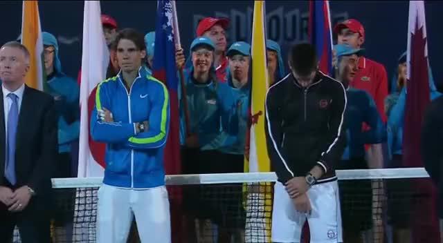 Watch Nadal Djokovic Australian Open GIF on Gfycat. Discover more australian, djokovic, nadal, open GIFs on Gfycat