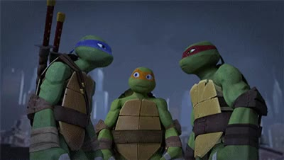 Watch and share Nickelodeon TMNT Gifs [Archive] GIFs on Gfycat
