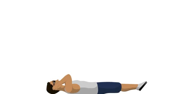 Watch and share Crunch Extensions - Abdominal Exercise GIFs on Gfycat