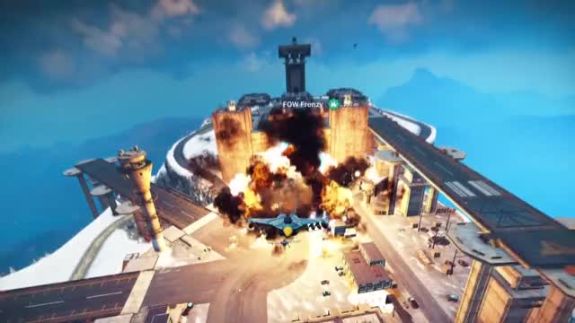 Watch Just Cause 3 Subscriber Stunt Stream #1 Highlights GIF by ThePyrotechnician (@thepyrotechnician) on Gfycat. Discover more gaming, just cause 3 stunts, thepyrotechnician GIFs on Gfycat
