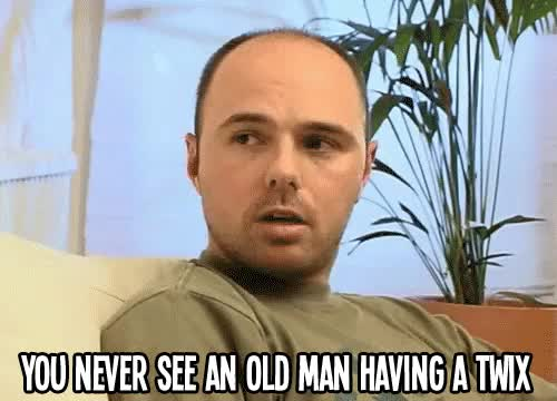 Watch and share Karl Pilkington GIFs on Gfycat