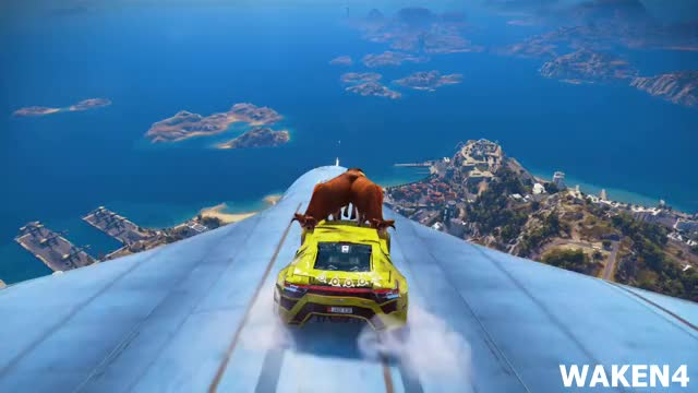 Watch Just Cause 3 Twin Cowers GIF by @waken4 on Gfycat. Discover more just cause 3, waken4 GIFs on Gfycat