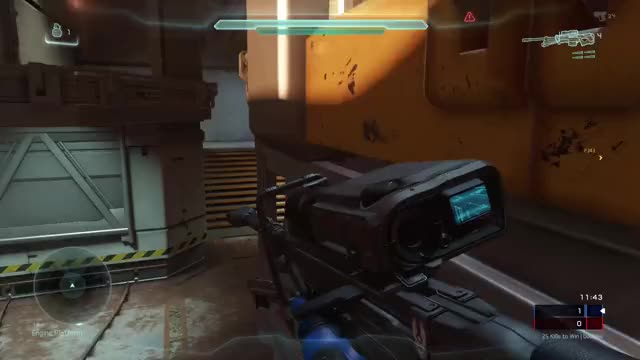 Watch How to start a Doubles Games GIF by xboxdvr on Gfycat. Discover more Halo5Guardians, O2II, xbox, xbox dvr, xbox one GIFs on Gfycat