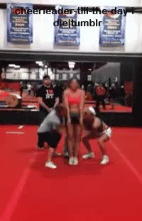 Watch Louisville >>> GIF on Gfycat. Discover more all girl, amazing, backspot, base, bow n arrow, cheer, cheer gif, cheer stunt, cheerleading gif, college cheer, college cheerleaders, college cheerleading, fit, flexible, flyer, gif, killing it, level 6 cheer, lildiva3229, louisville all girl, louisville cheer, love it, rewind, strength, strong, stunting, university of louisville, yes GIFs on Gfycat