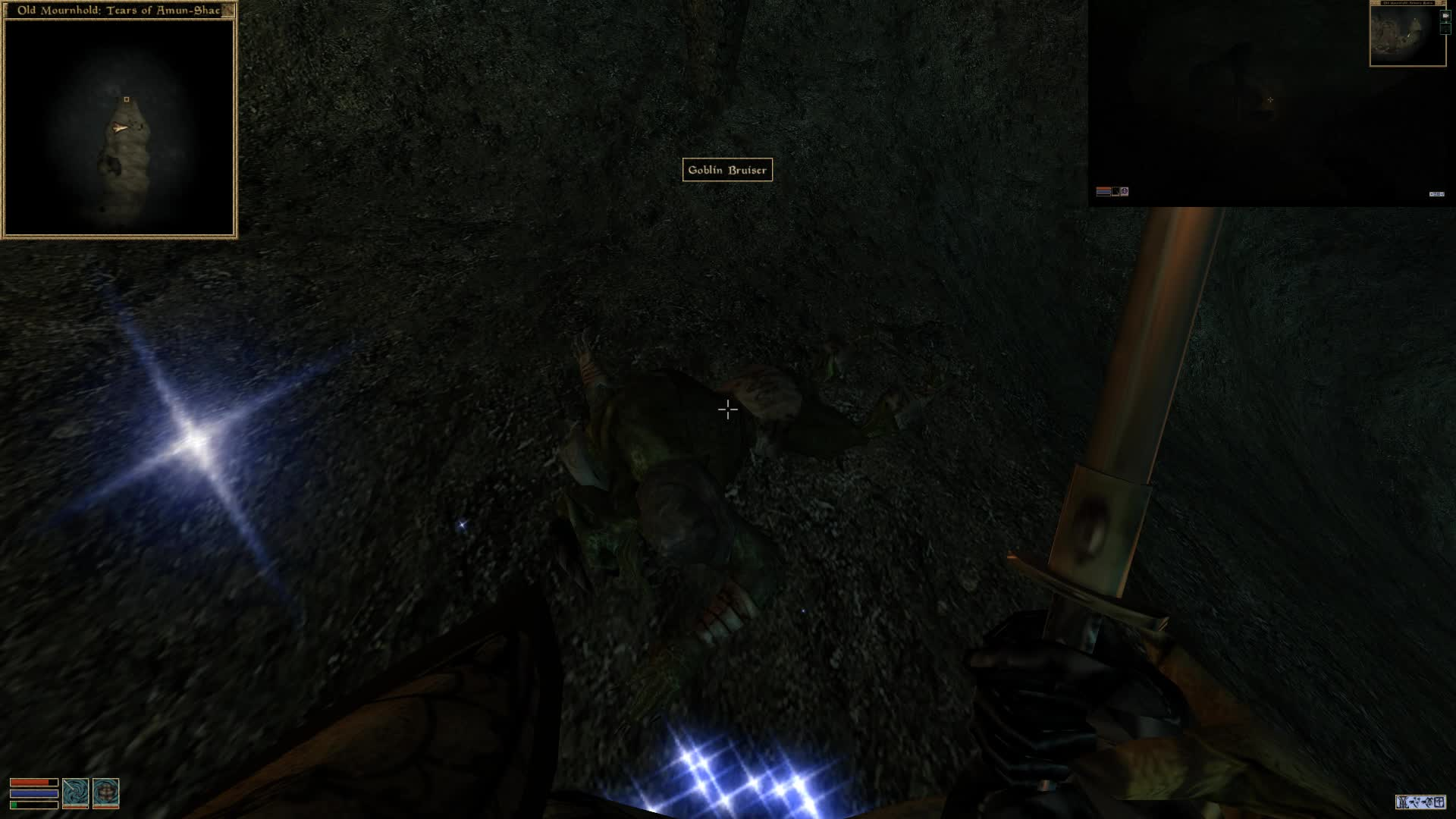 morrowind, openmw, tes3mp, crouched GIFs