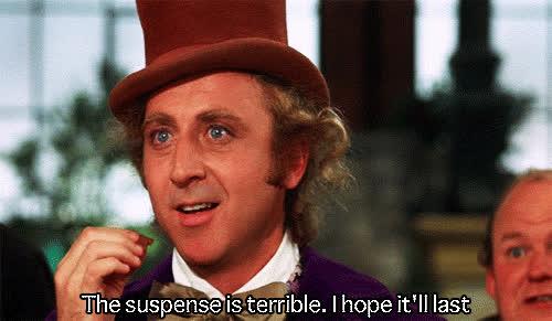 Gene Wilder, popcorn, suspense, thisisgonnabegood, popcorn GIFs