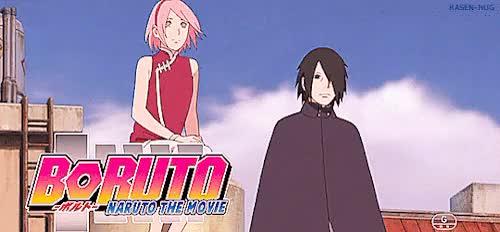 Watch and share Boruto The Movie GIFs and Sakura Haruno GIFs on Gfycat