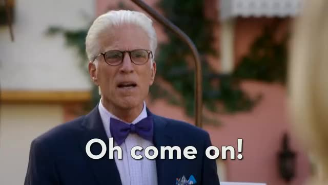 Watch this the good place GIF by efitz11 (@efitz111) on Gfycat. Discover more ted danson, the good place GIFs on Gfycat