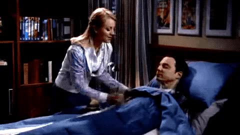 Watch this big bang theory GIF by GIF Queen (@ioanna) on Gfycat. Discover more bang, bed, big, comfortable, comfy, get, good, goodnight, night, penny, put, sheldon, sick, sleep, sure, theory, tight, tired, well, you GIFs on Gfycat