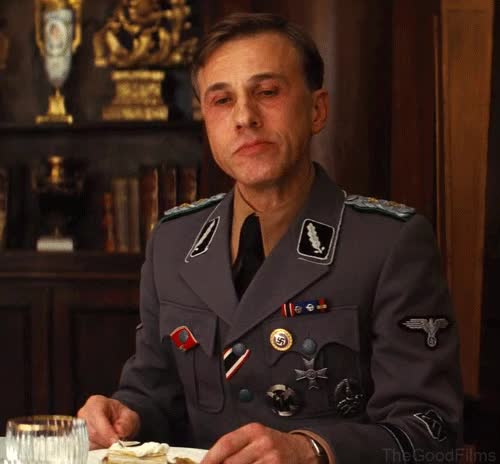 Watch this eating GIF on Gfycat. Discover more christoph waltz, eating GIFs on Gfycat
