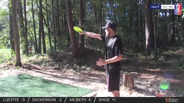 Watch 2018 Disc Golf Pro Tour Championship - MPO Semifinals Chris Dickerson hole 7 roller GIF by Benn Wineka UWDG (@bennwineka) on Gfycat. Discover more Sports, dgpt, disc golf, disc golf pro tour GIFs on Gfycat