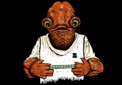 Watch and share Ackbar Itsatrap GIFs on Gfycat