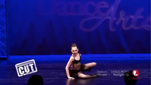 GIF Brewery, come-to-the-cabaret---maddie-ziegler---full-solo---dance-mom,  GIFs