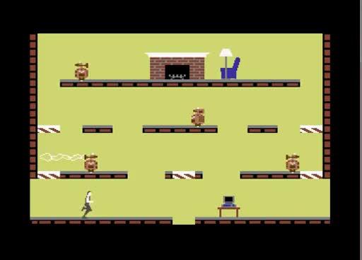 Watch Impossible Mission (C64): AAAAaaaaAAAAaaaaAAAaaa GIF on Gfycat. Discover more related GIFs on Gfycat