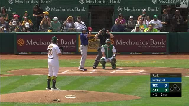 Watch and share Oakland Athletics GIFs and Texas Rangers GIFs by thsrmaqnftksdlq on Gfycat