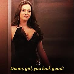 Watch this sexy GIF by Reaction GIFs (@sypher0115) on Gfycat. Discover more Kat Dennings, heysexy, lookhot, looking good, sexy GIFs on Gfycat