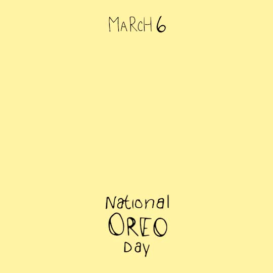 Watch and share Gifs For Breakfast GIFs and National Oreo Day GIFs by Reactions on Gfycat