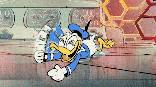 2014, disney, disney gif, donald duck, donald duck gif, down the hatch, gif, laughing, my gif, reaction, reaction gif, rofl, rofl gif, ROFLDown the Hatch (2014) GIFs