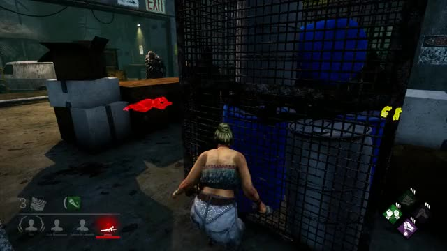 Watch and share Dead By Daylight GIFs by hlidskialf on Gfycat