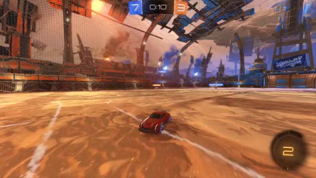 Watch Goal 5: Heater GIF by Gif Your Game (@gifyourgame) on Gfycat. Discover more Gif Your Game, GifYourGame, Goal, Rocket League, RocketLeague, Spasmodean GIFs on Gfycat
